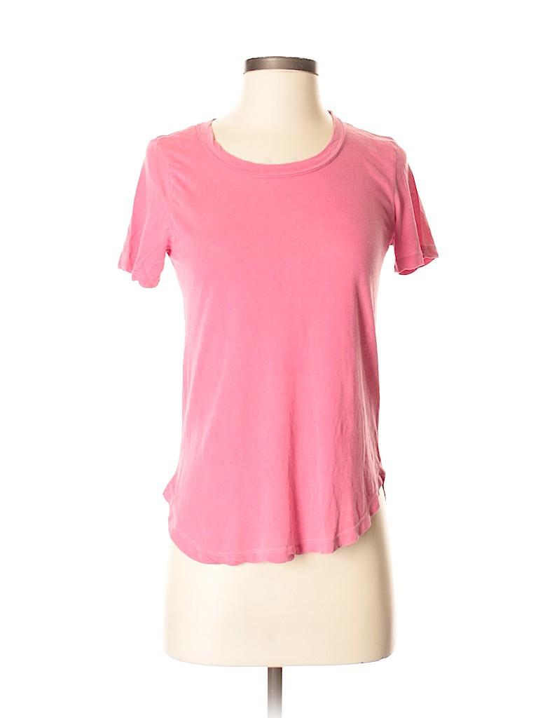 Splendid Women Short Sleeve T-Shirt Size XS