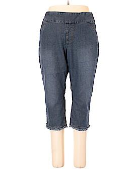 Soft Surroundings Jeans Size XL (Petite)