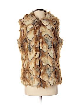 Rachel Zoe Faux Fur Jacket Size S