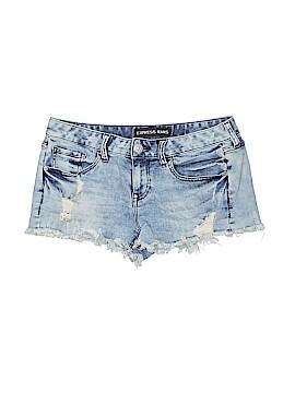 Express Jeans Denim Shorts Size 8