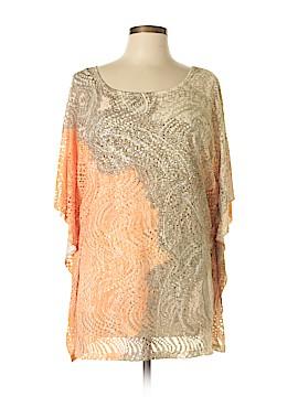 Reba Short Sleeve Top Size L