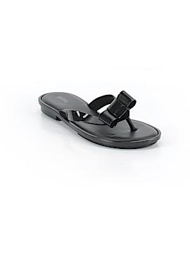 Melissa Flip Flops Size 8