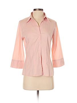 Escada Sport 3/4 Sleeve Button-Down Shirt Size 36 (EU)