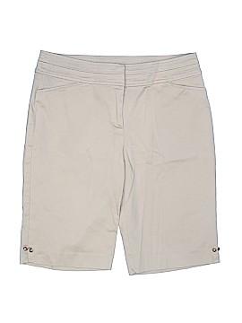 Cache Khaki Shorts Size 6