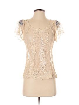 Fei Short Sleeve Top Size 4