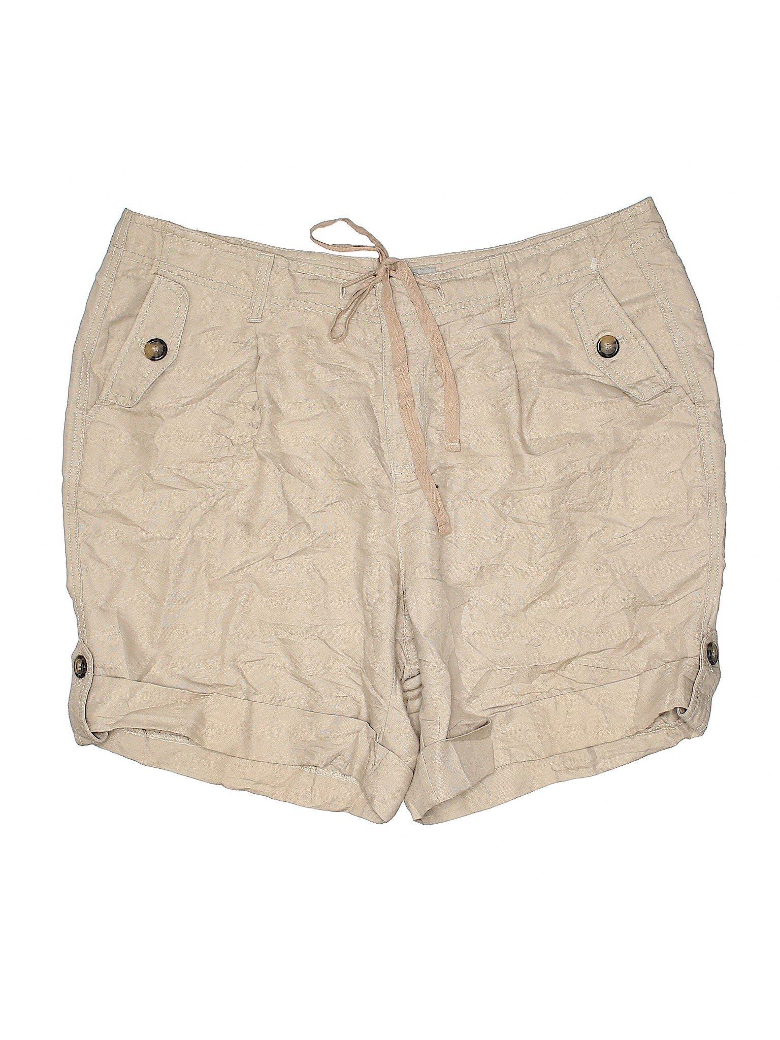 Boutique Liz Claiborne Boutique Liz Khaki Khaki Claiborne Liz Boutique Khaki Shorts Shorts Shorts Claiborne xrqrBw
