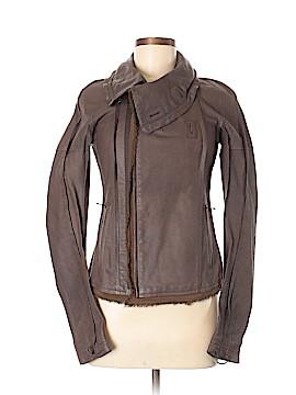 Phi Leather Jacket Size 38 (EU)