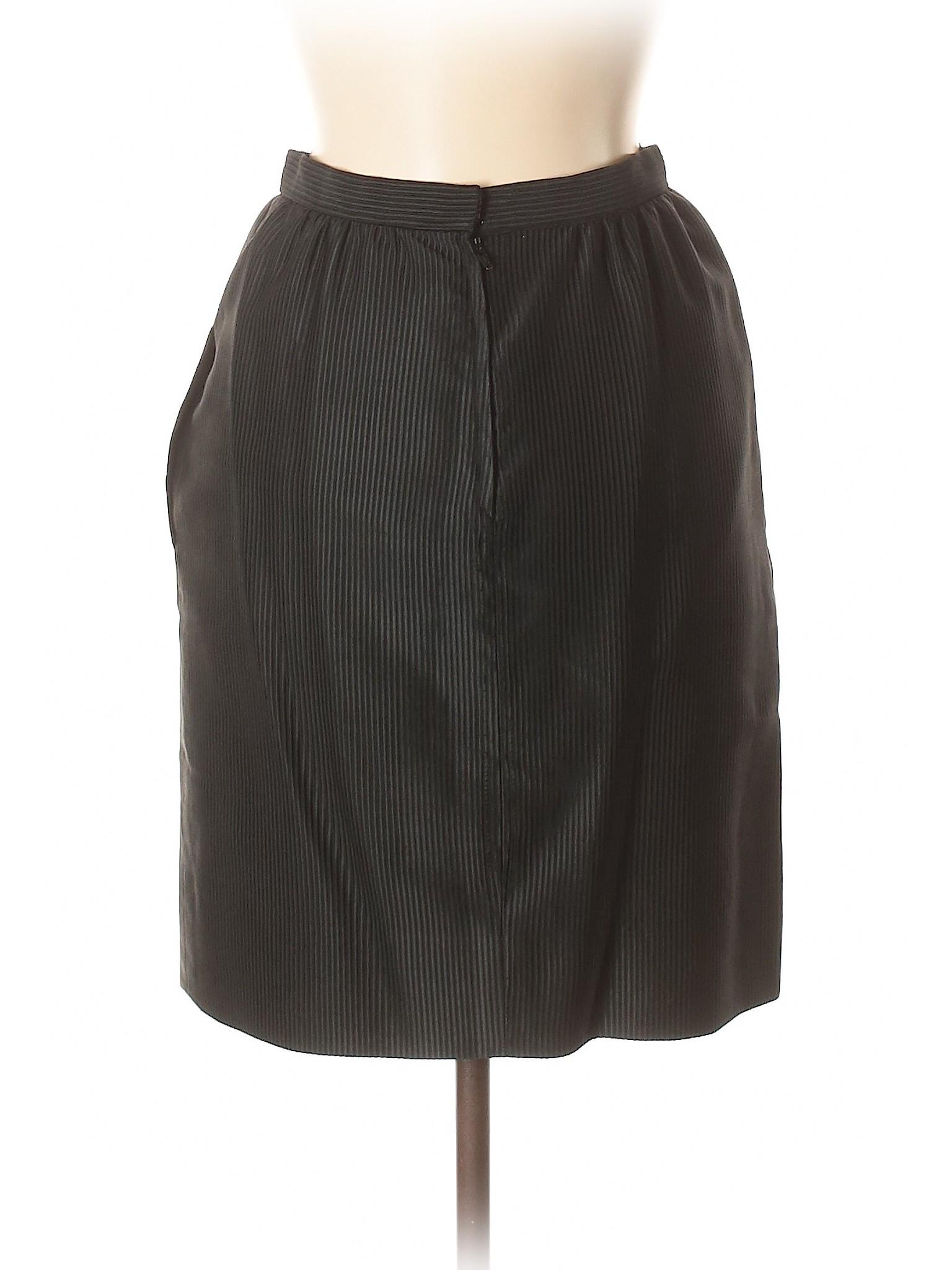Silk Skirt Carolina Boutique leisure Herrera 0xqvw1zw