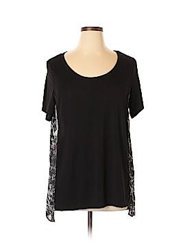 Dana Buchman Short Sleeve Top Size 1X (Plus)