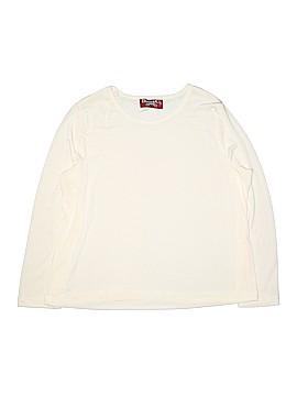 Denim Co Long Sleeve Top Size 2X (Plus)