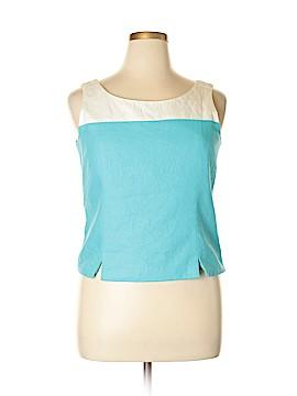DressBarn Sleeveless Blouse Size 14