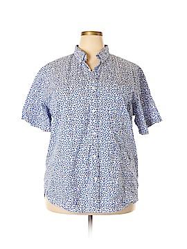 Old Navy Short Sleeve Button-Down Shirt Size XXL