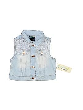 Genuine Kids from Oshkosh Denim Vest Size 3T