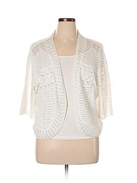 JM Collection Cardigan Size 2X (Plus)