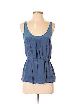 Kimchi Blue Sleeveless Silk Top Size M