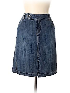 SONOMA life + style Denim Skirt Size 16 (Petite)