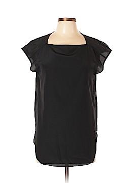 ALTERNATIVE Short Sleeve Blouse Size L