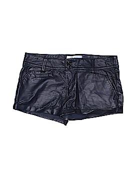 Jolt Faux Leather Shorts Size 5