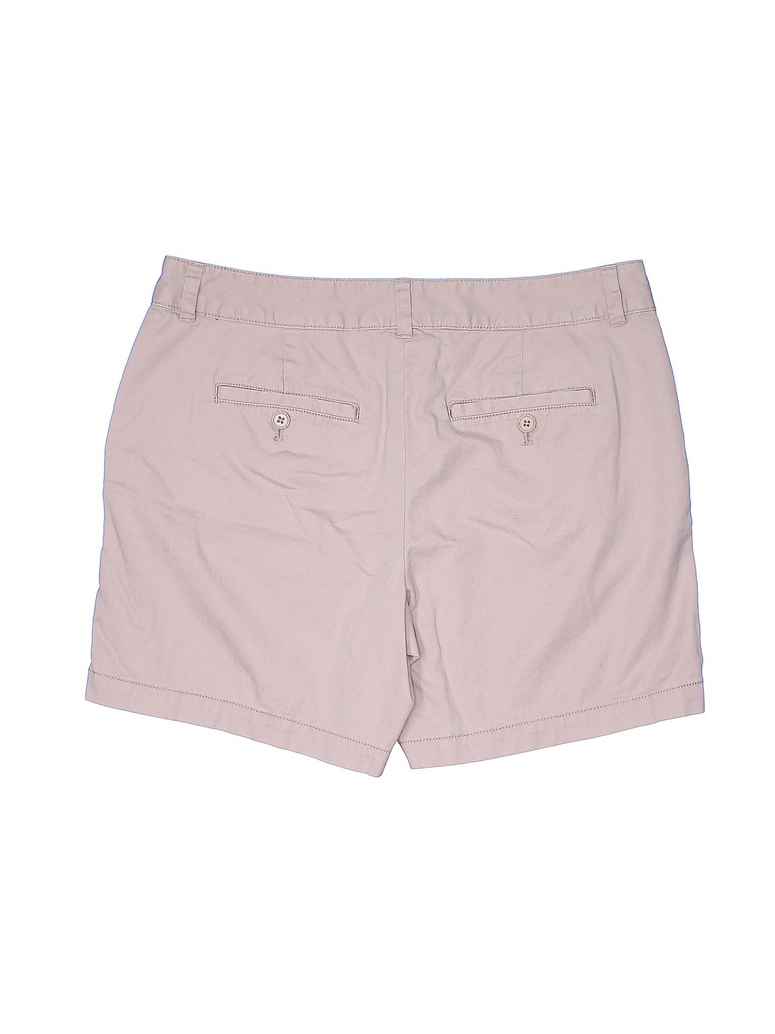 Shorts winter Khaki Taylor Boutique LOFT Ann Uvg8nqX