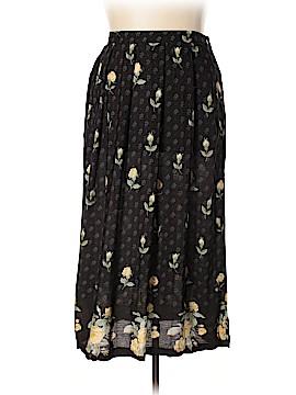 Teddi Casual Skirt Size 1X (Plus)