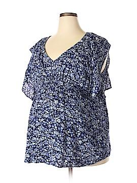 Old Navy Short Sleeve Top Size XXL (Maternity)