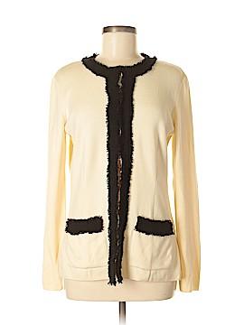 Dana Buchman Wool Cardigan Size M