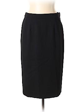 Hermès Wool Skirt Size 46 (EU)
