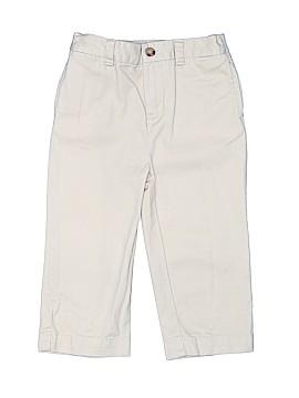Polo by Ralph Lauren Khakis Size 24 mo