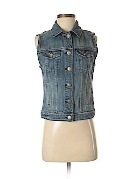 J. Crew Denim Vest Size XS
