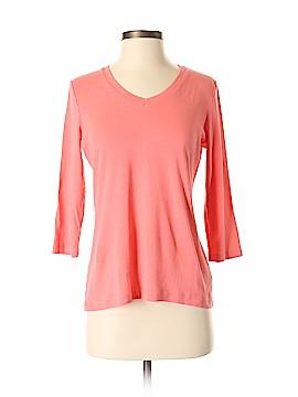 St. John's Bay 3/4 Sleeve T-Shirt Size S