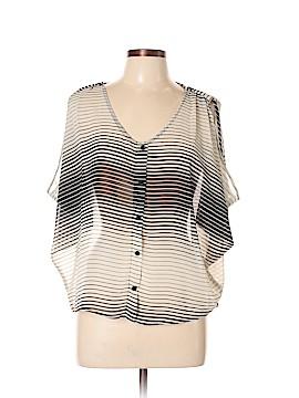 Ophelia Short Sleeve Blouse Size L