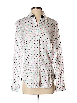 Robert Graham Long Sleeve Button-Down Shirt Size S