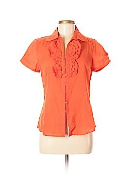 Ninety Short Sleeve Top Size M
