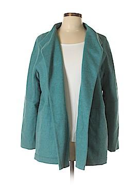 Sigrid Olsen Wool Blazer Size L