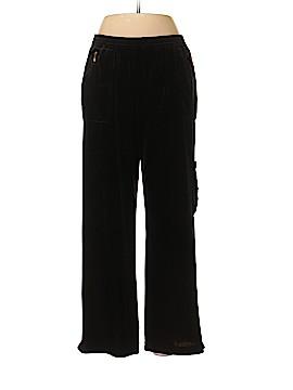 St. John Sport Velour Pants Size M