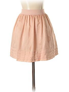 BCBGMAXAZRIA Silk Skirt Size XS