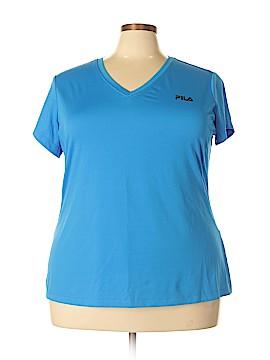 Fila Active T-Shirt Size 2X (Plus)