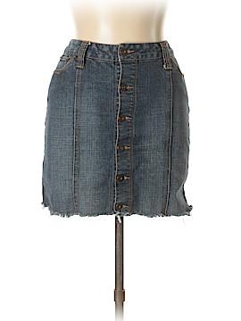 Apt. 9 Denim Skirt Size 10 (Petite)