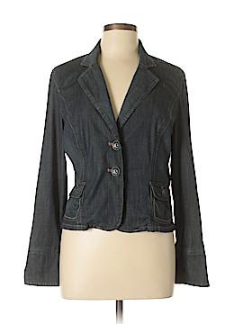 Nine & Co. Denim Jacket Size 12