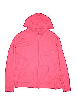 Hanes Zip Up Hoodie Size XL