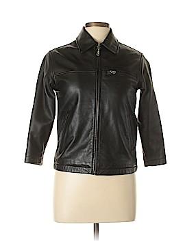 Unbranded Clothing Leather Jacket Size 10