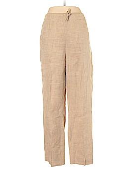 Real Clothes Linen Pants Size M (Petite)