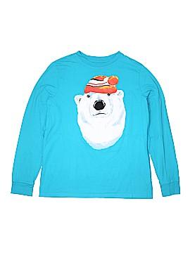 Lands' End Long Sleeve T-Shirt Size 18 - 20 Husky (Husky)