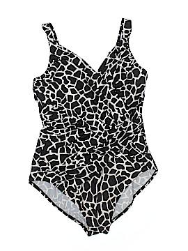 KIRKLAND Signature One Piece Swimsuit Size 14