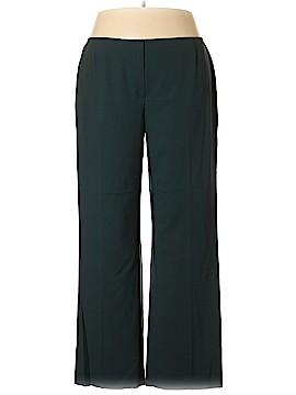 Lafayette 148 New York Wool Pants Size 20 (Plus)