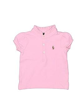 Ralph by Ralph Lauren Short Sleeve Polo Size 12 mo