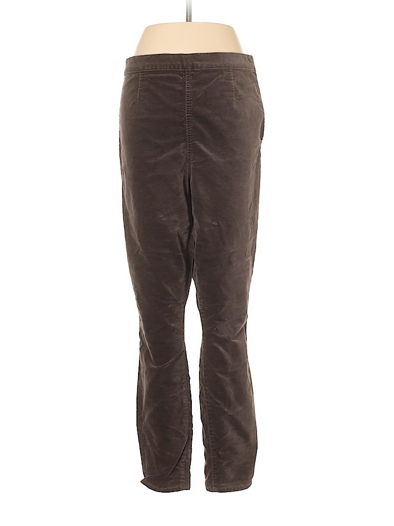 Gap Women Velour Pants Size 33R