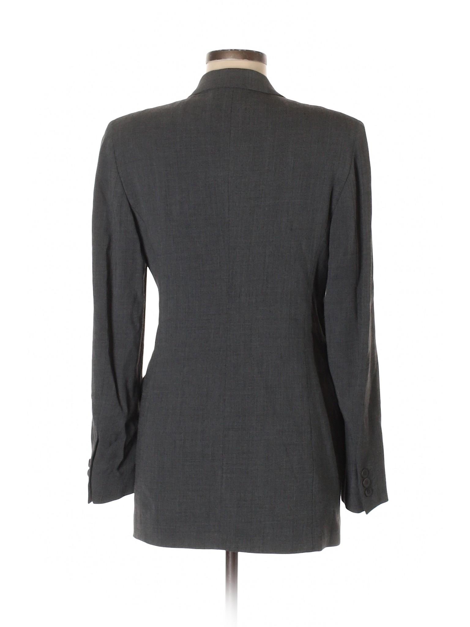 Donna Wool Blazer Essentials Boutique Karan winter 5wHqHIxZ