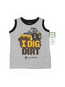 John Deere Sleeveless T-Shirt Size 3T