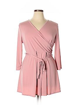 Pink Blush Casual Dress Size XXL
